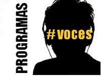 logo de Voces # Programas